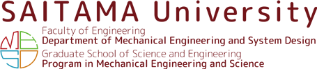 Dept. of Mechanical Engineering
